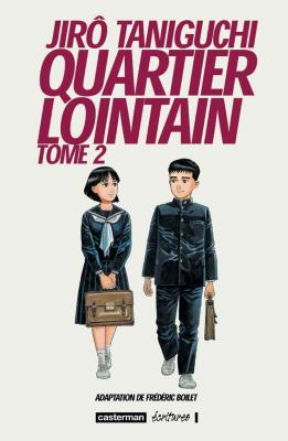 Couverture Quartier lointain, tome 2