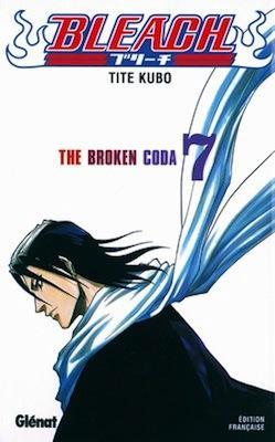 Couverture Bleach, tome 07 : The broken coda
