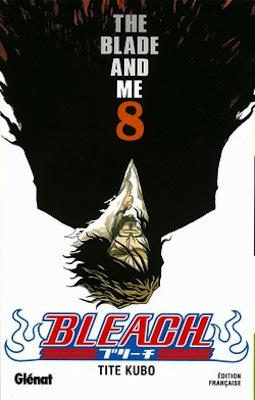 Couverture Bleach, tome 08 : The blade and me