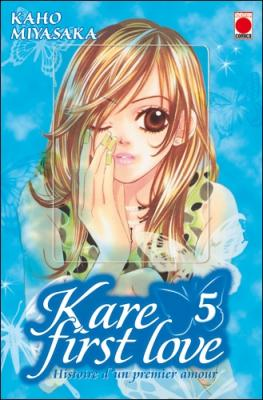 Couverture Kare First Love, tome 05