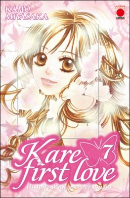 Couverture Kare First Love, tome 07