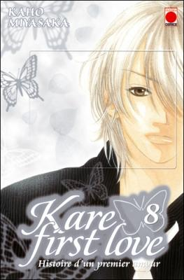 Couverture Kare First Love, tome 08