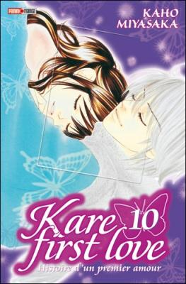 Couverture Kare First Love, tome 10