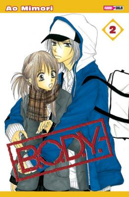 Couverture B.O.D.Y., tome 02
