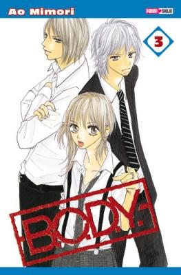 Couverture B.O.D.Y., tome 03