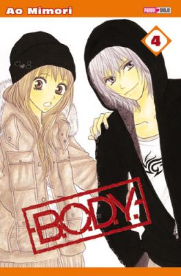 Couverture B.O.D.Y., tome 04