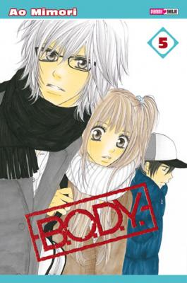 Couverture B.O.D.Y., tome 05
