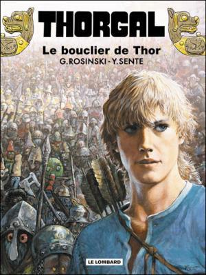 Couverture Thorgal, tome 31 : Le Bouclier de Thor