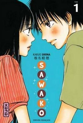 Couverture Sawako, tome 01