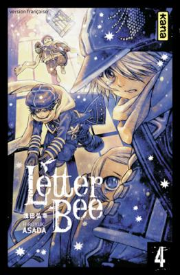 Couverture Letter Bee, tome 04
