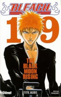 Couverture Bleach, tome 19 : The Black Moon Rising