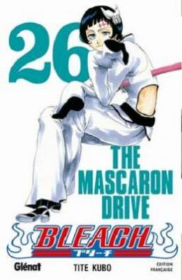Couverture Bleach, tome 26 : The mascaron drive