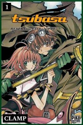 Couverture Tsubasa RESERVoir CHRoNiCLE, tome 01