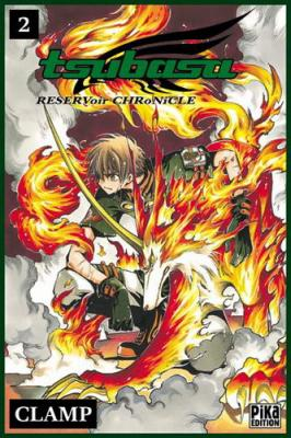 Couverture Tsubasa RESERVoir CHRoNiCLE, tome 02