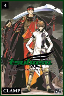 Couverture Tsubasa RESERVoir CHRoNiCLE, tome 04