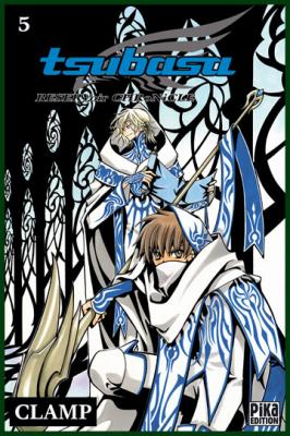 Couverture Tsubasa RESERVoir CHRoNiCLE, tome 05
