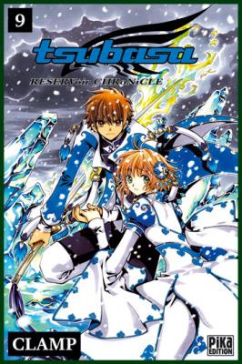 Couverture Tsubasa RESERVoir CHRoNiCLE, tome 09