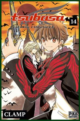 Couverture Tsubasa RESERVoir CHRoNiCLE, tome 14