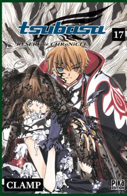 Couverture Tsubasa RESERVoir CHRoNiCLE, tome 17