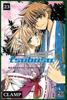 Couverture Tsubasa RESERVoir CHRoNiCLE, tome 23