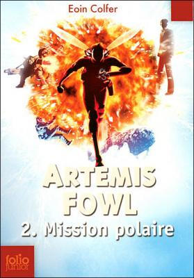 Couverture Artemis Fowl, tome 2 : Mission Polaire