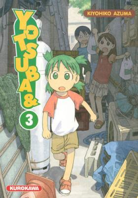 Couverture Yotsuba, tome 03