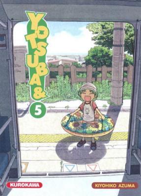 Couverture Yotsuba, tome 05
