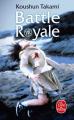 Couverture Battle Royale Editions Le Livre de Poche 2008
