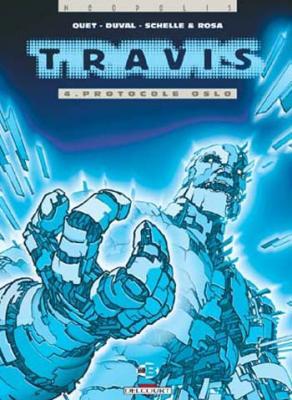 Couverture Travis, tome 04 : Protocole Oslo