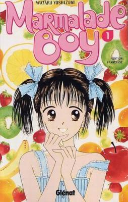 Couverture Marmalade Boy, tome 1