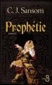 Couverture Prophétie Editions Belfond 2009