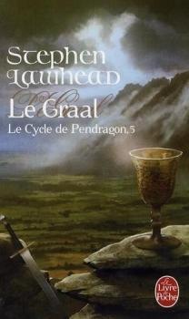 Couverture Le cycle de Pendragon, tome 5 : Le graal