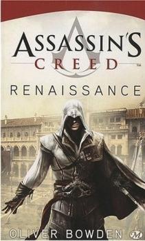 Couverture Assassin's Creed, tome 1 : Renaissance