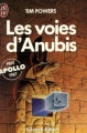 Couverture Les voies d'Anubis Editions J'ai Lu (Science-fiction) 1986