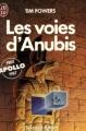 Couverture Les voies d'Anubis Editions J'ai Lu (Science-fiction) 1986