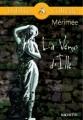 Couverture La Vénus d'Ille Editions Hachette (Biblio collège) 1999