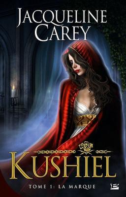 Couverture Kushiel, tome 1 : La Marque