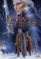 Couverture Légende, tome 2 : Les forêts profondes Editions Soleil 2004