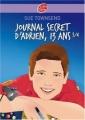 Couverture Journal secret d'Adrien 13 ans 3/4 Editions Le livre de poche 2007