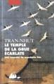 Couverture Le mandarin Tân, tome 1 : Le temple de la grue écarlate Editions Philippe Picquier (Poche) 2001