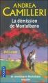 Couverture La démission de Montalbano Editions Pocket (Policier) 2005