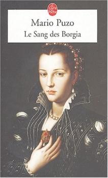 Couverture Le sang des Borgia