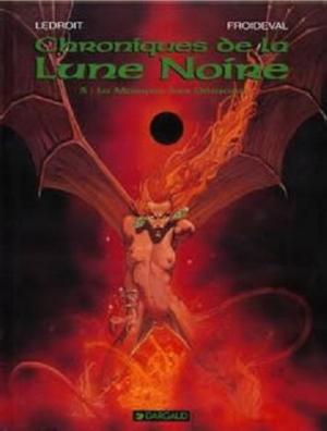 Couverture Chroniques de la Lune Noire, tome 03 : La marque des démons