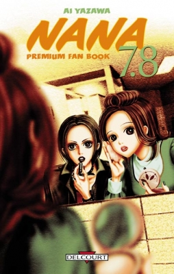 Couverture Nana, tome 07.8 : Fan Book