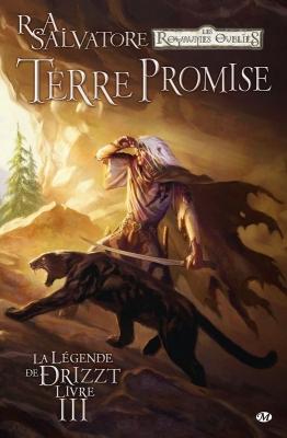 Couverture La Légende de Drizzt (Comics), tome 3 : Terre Promise