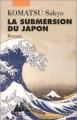 Couverture La submersion du Japon Editions Philippe Picquier 2000