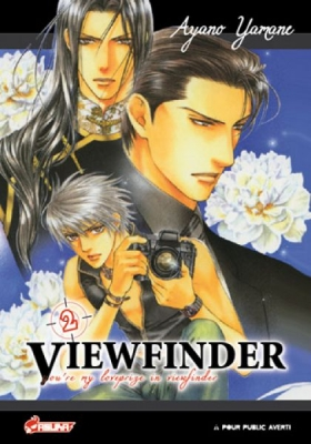 Couverture Viewfinder, tome 2