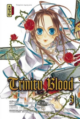 Couverture Trinity Blood, tome 03