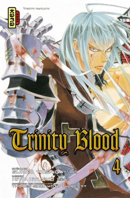 Couverture Trinity Blood, tome 04