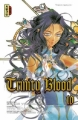 Couverture Trinity Blood, tome 10 Editions Kana (Dark) 2010